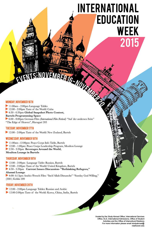 Marziyeh Esfandiari - IE Week Poster
