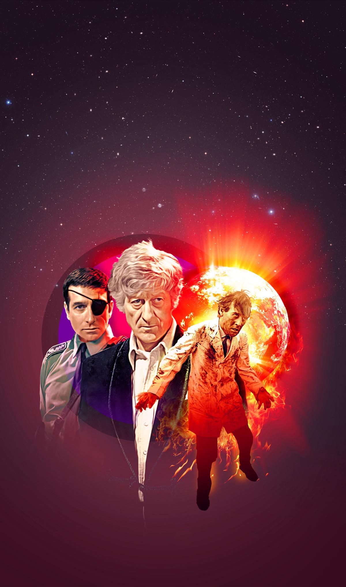 Lee Binding Doctor Who Dvd Artwork