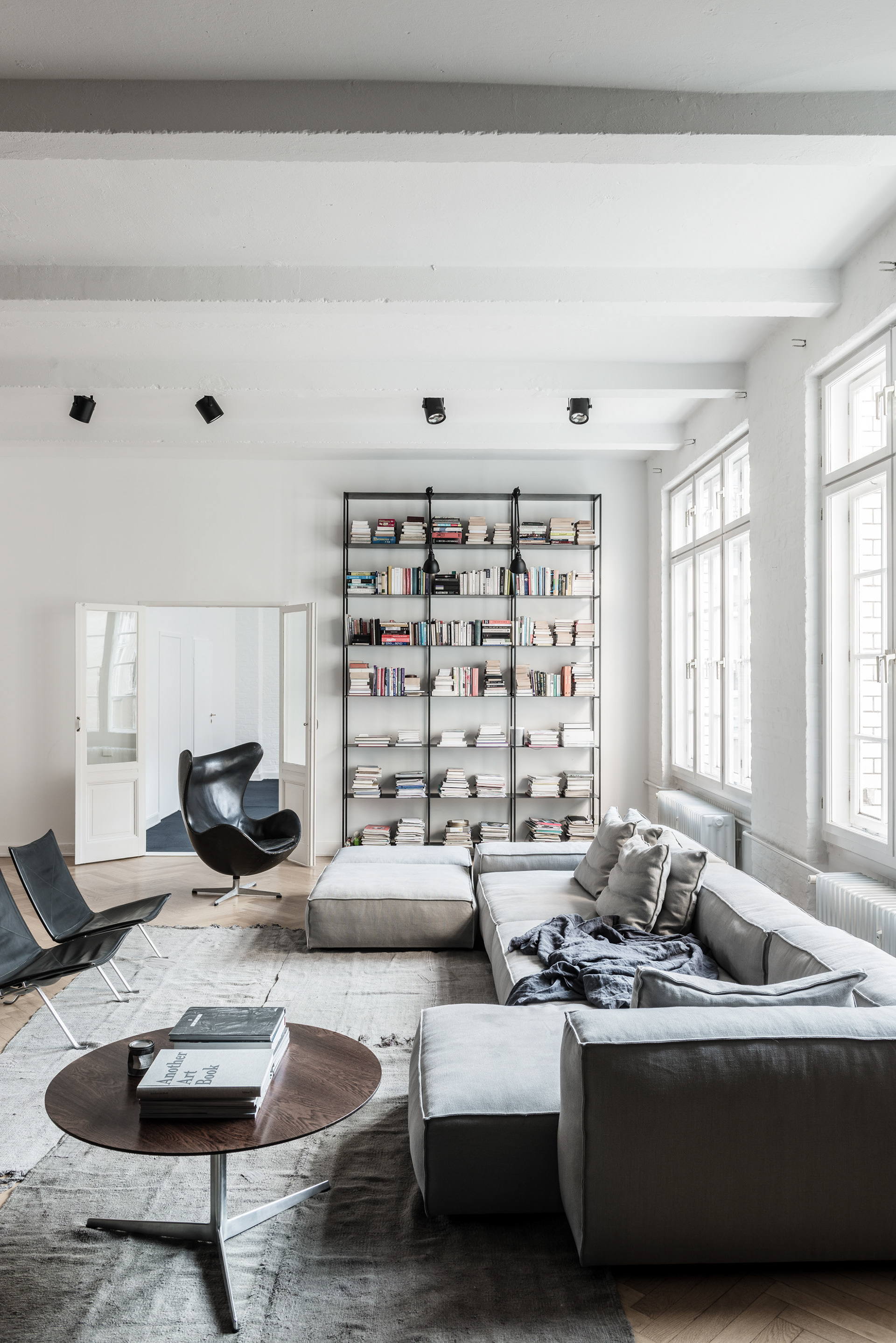 Annabell Kutucu Loft Apartment Studio Berlin - Apartments-interior-design