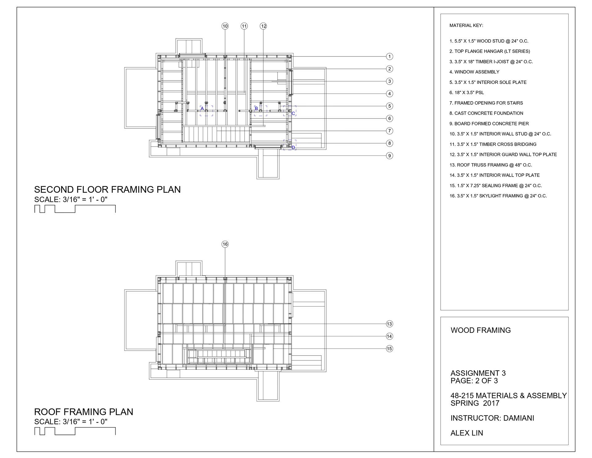 Alex Lin Materials Assembly