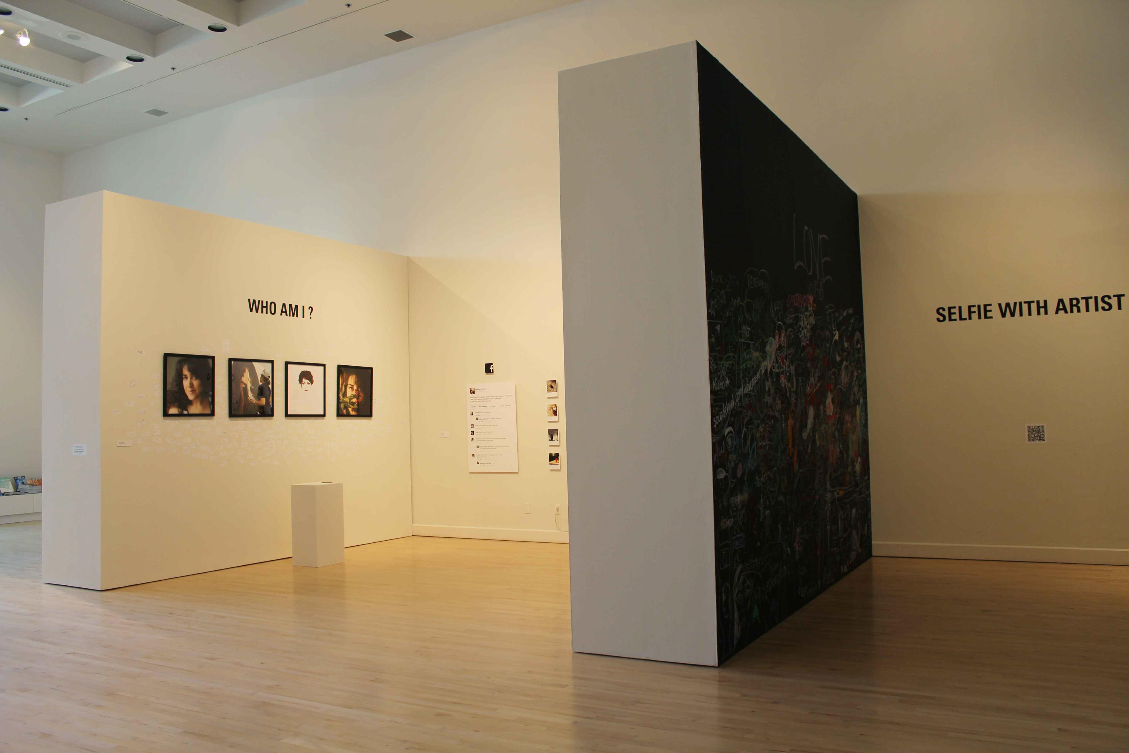 Naghmeh Goodarzi - MFA Thesis Exhibition