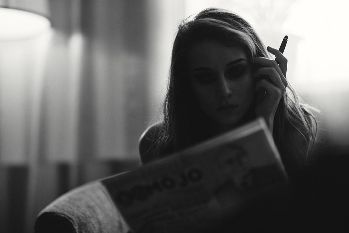 ISNOVIKOV - Journalist – noir story