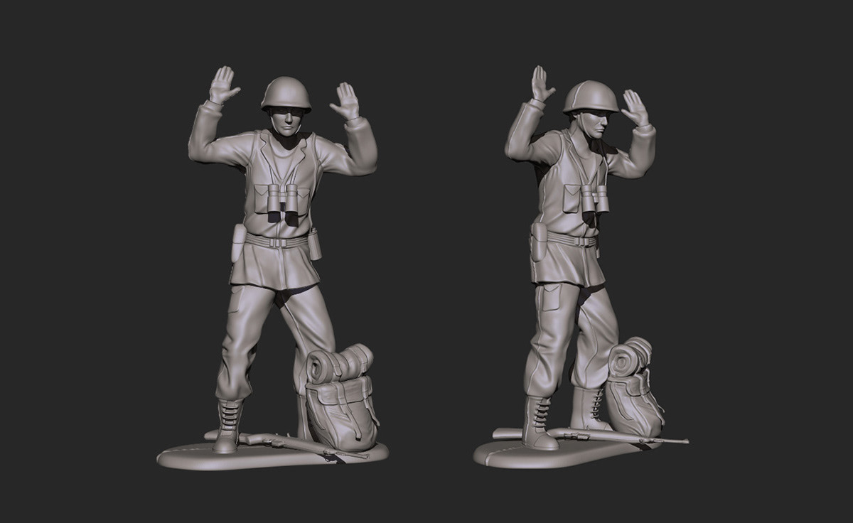 Diego Maricato - HP Soldiers