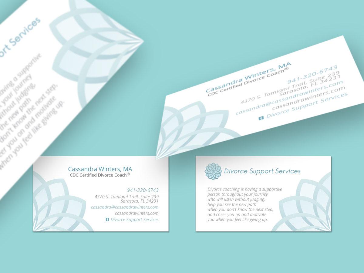 Design Portfolio Megaricky Business Card Design