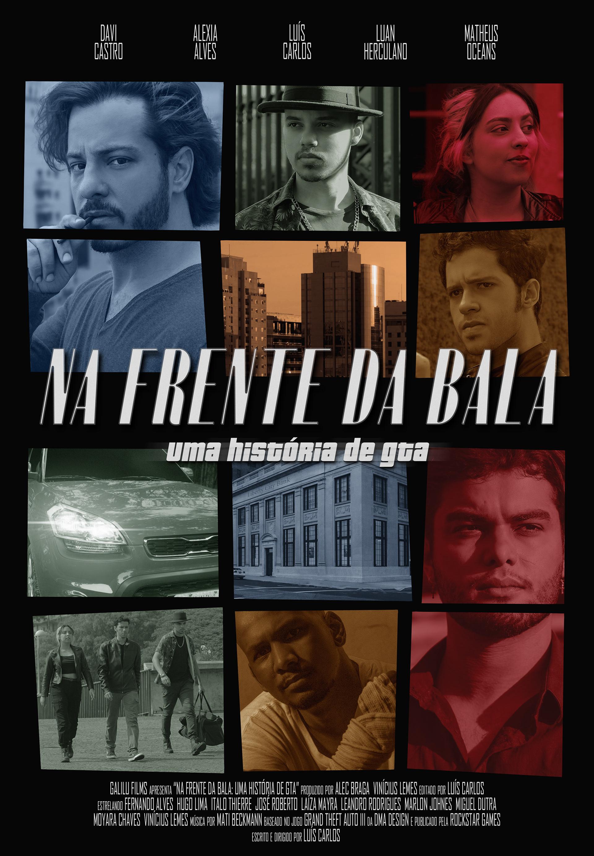 GTA: Na frente da Bala | Brasileiros estão criando filme inspirado em GTA 3 | Gaming Lab
