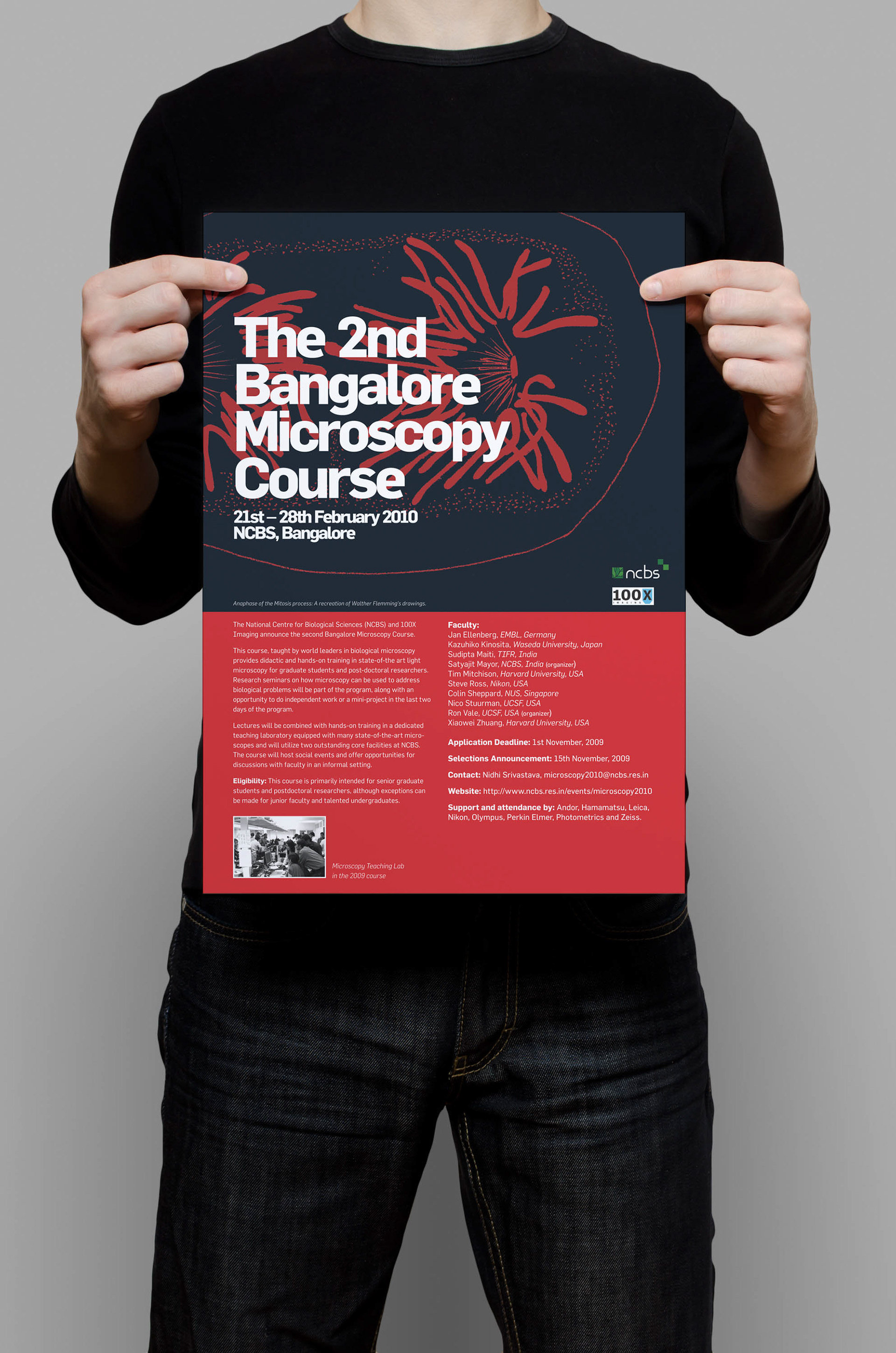 Zoology poster design - Poster Designs For The Monthly Lecture Series At The National Centre For Biological Sciences Bangalore The Designs Were Created Based On Subject Matter