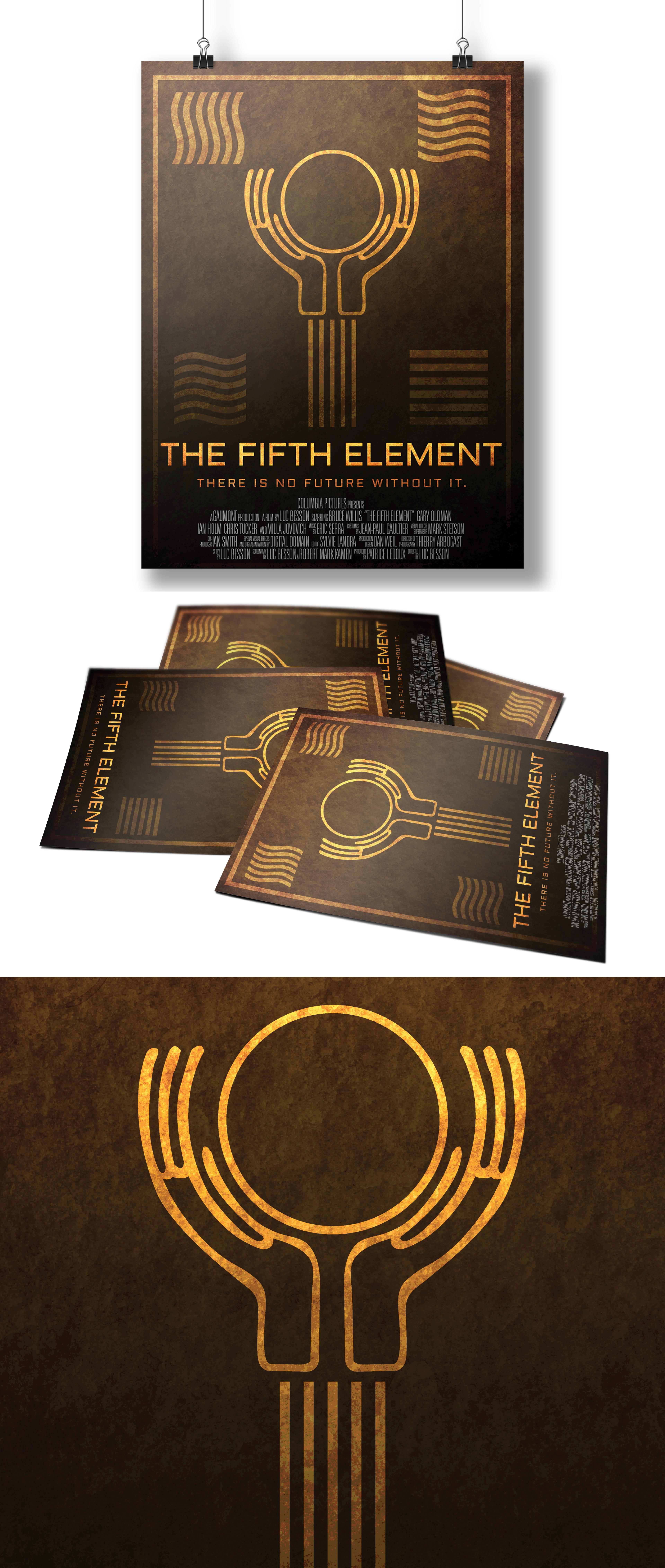 Stephanie Garcia The Fifth Element