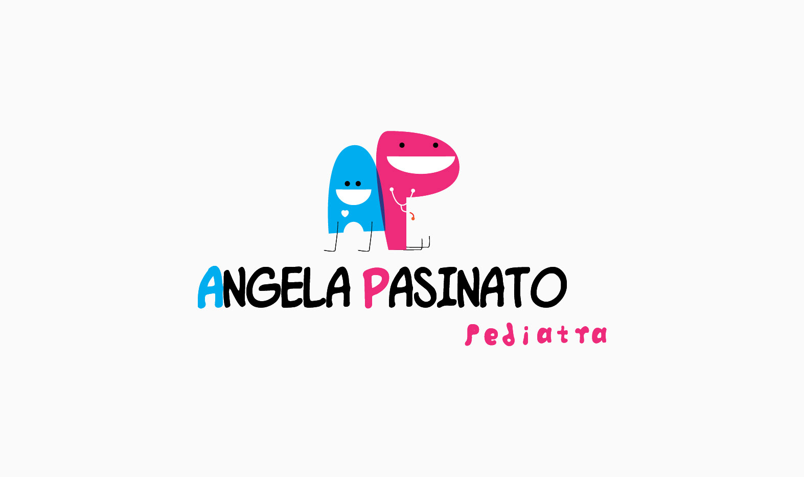 Logo For An Italian Pediatrician