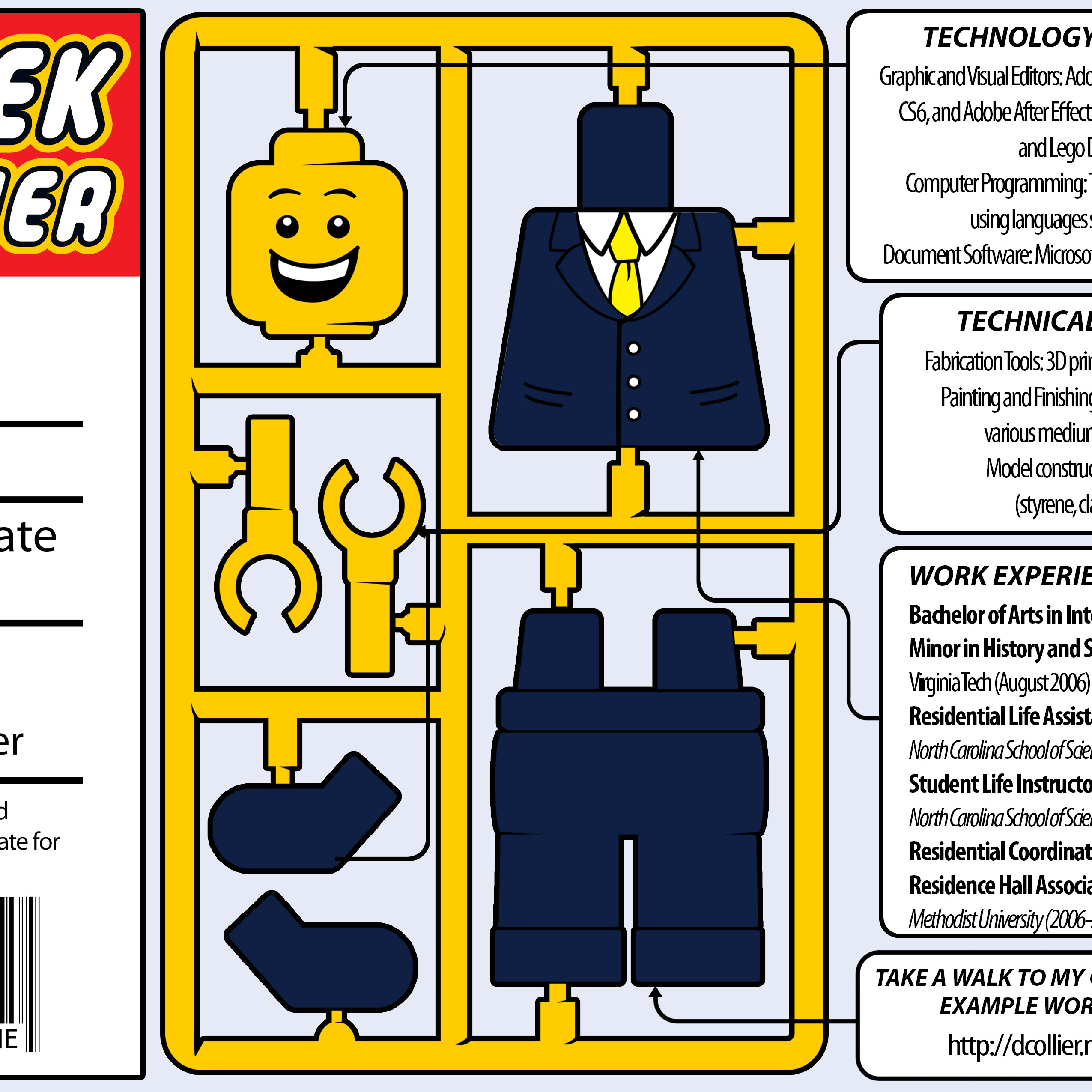 Cover Letter For Lego