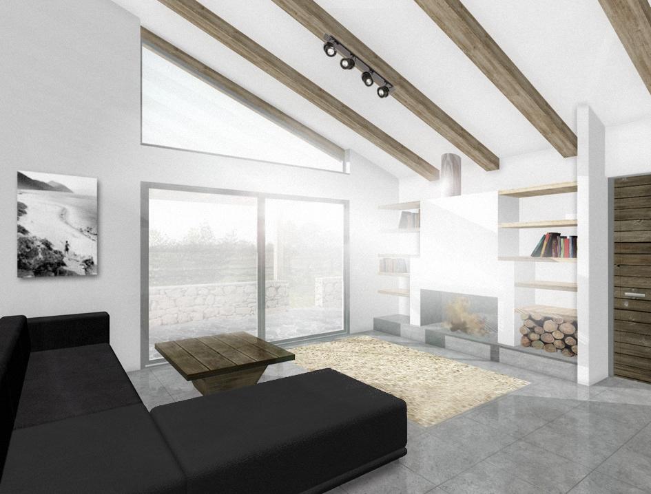 ILAN Architecture Studio - Timber Frame House