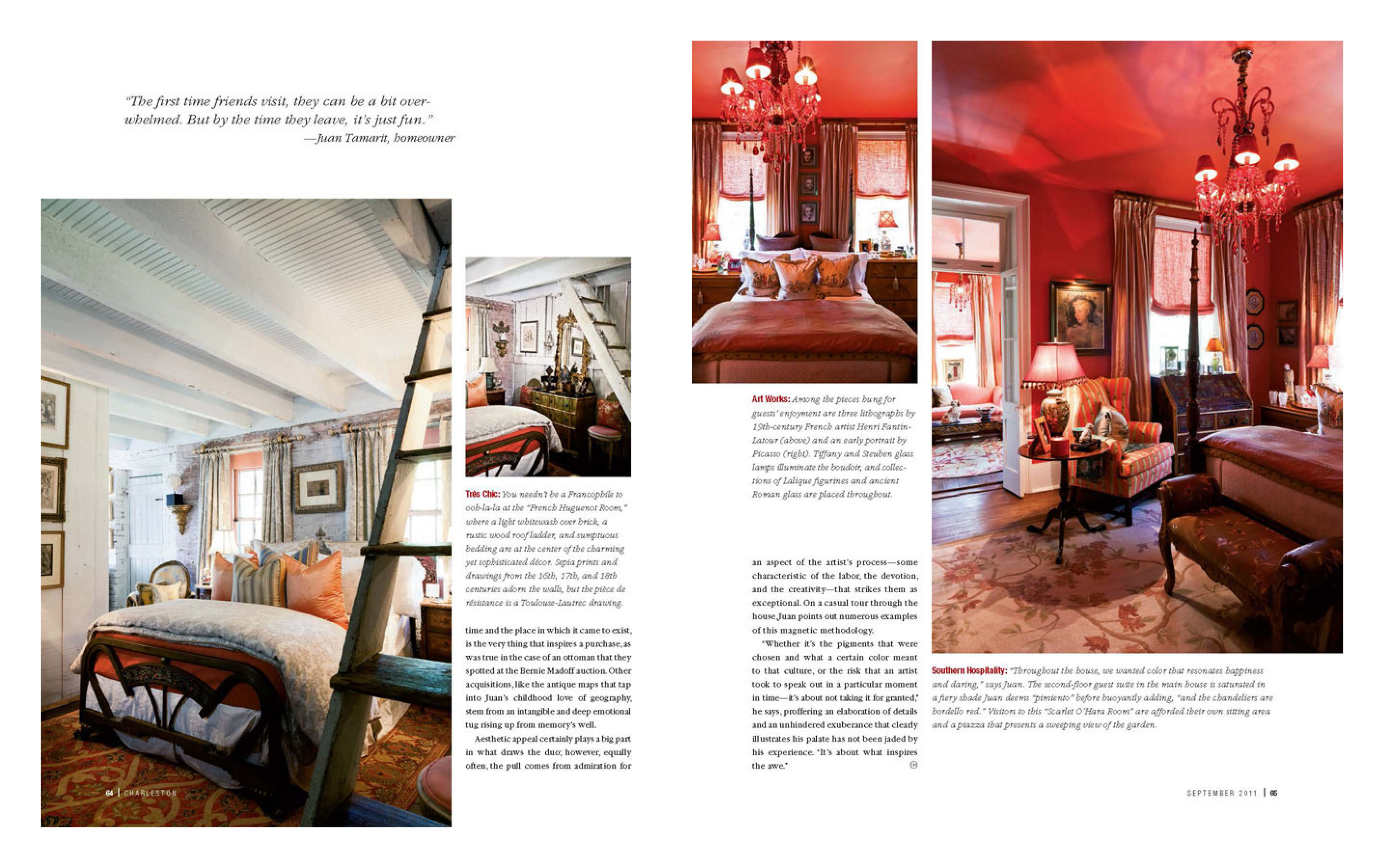 Katie Gates - Charleston Magazine 2011