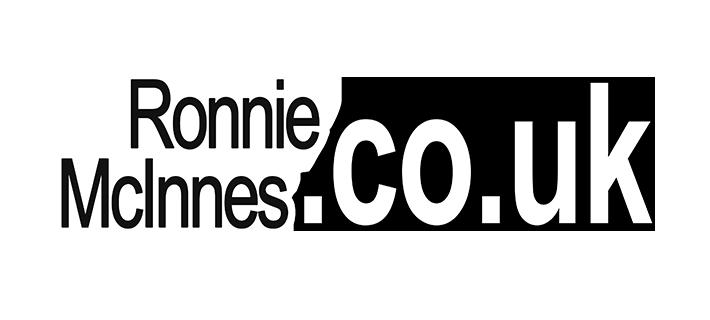 Logo for ronniemcinnes.co.uk
