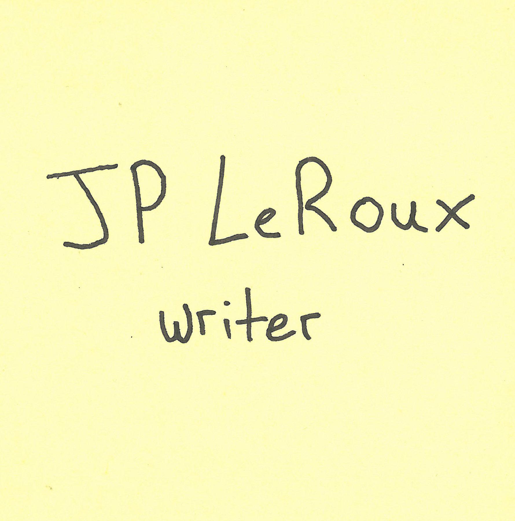 JP LeRoux