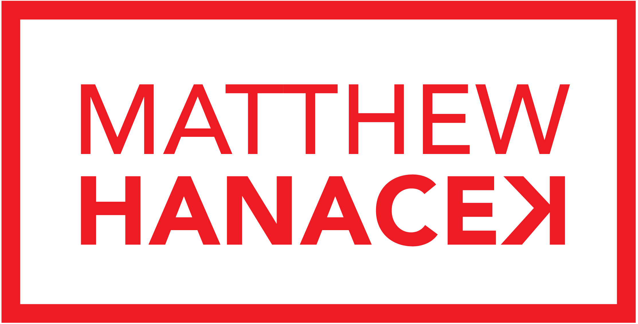 Matthew Hanacek