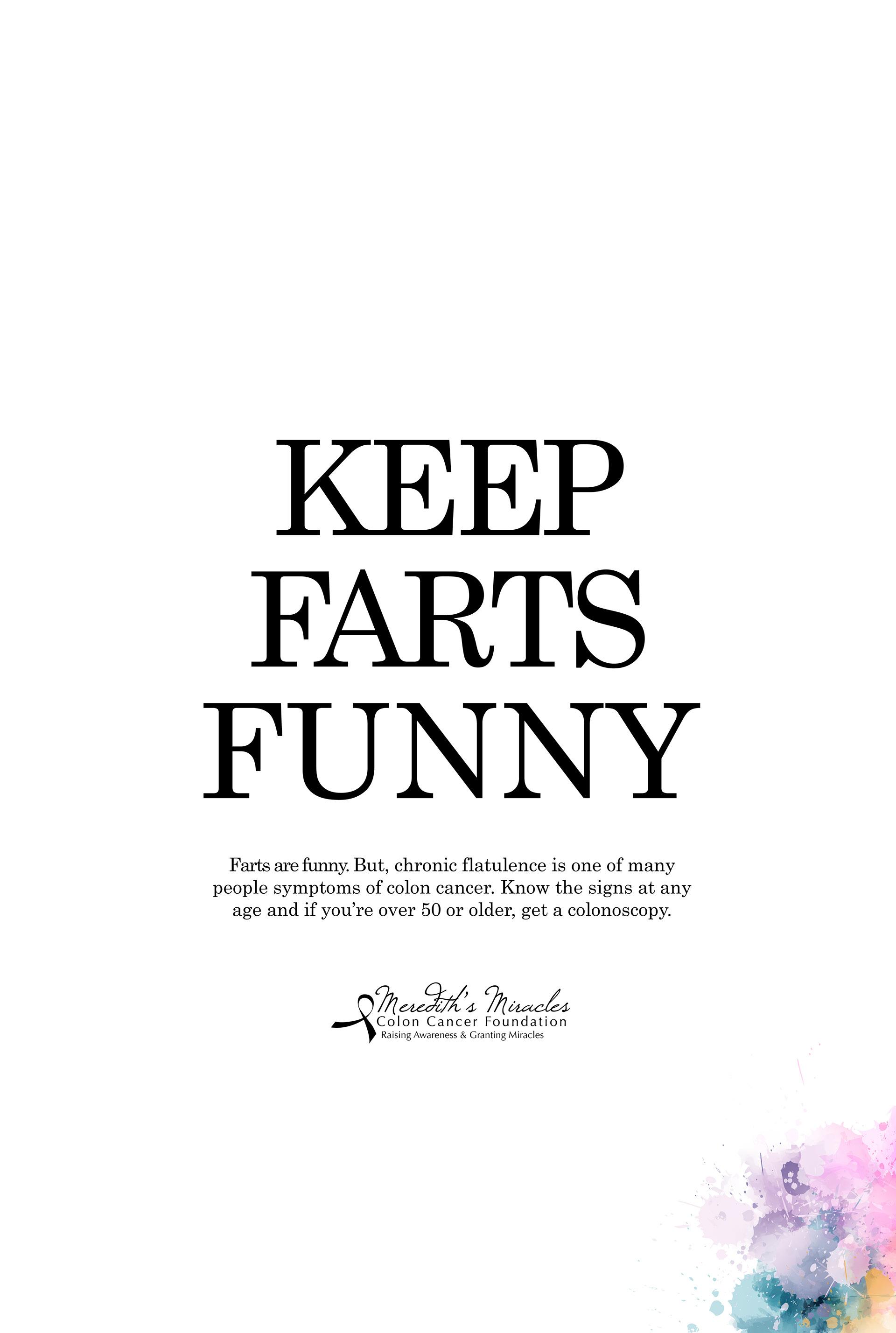 Joel Wheat Fart Poster Series