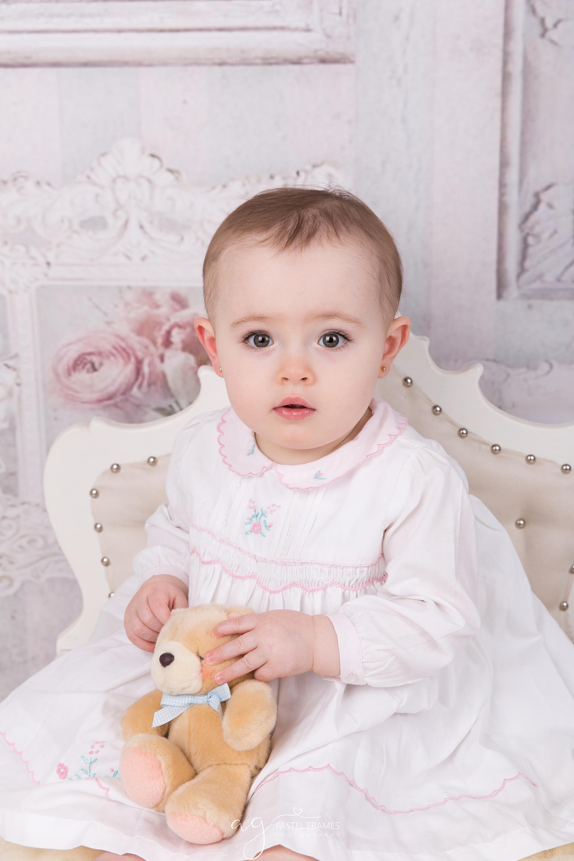 pastel frames - babies gallery