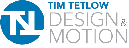 Tim Tetlow - Design & Motion