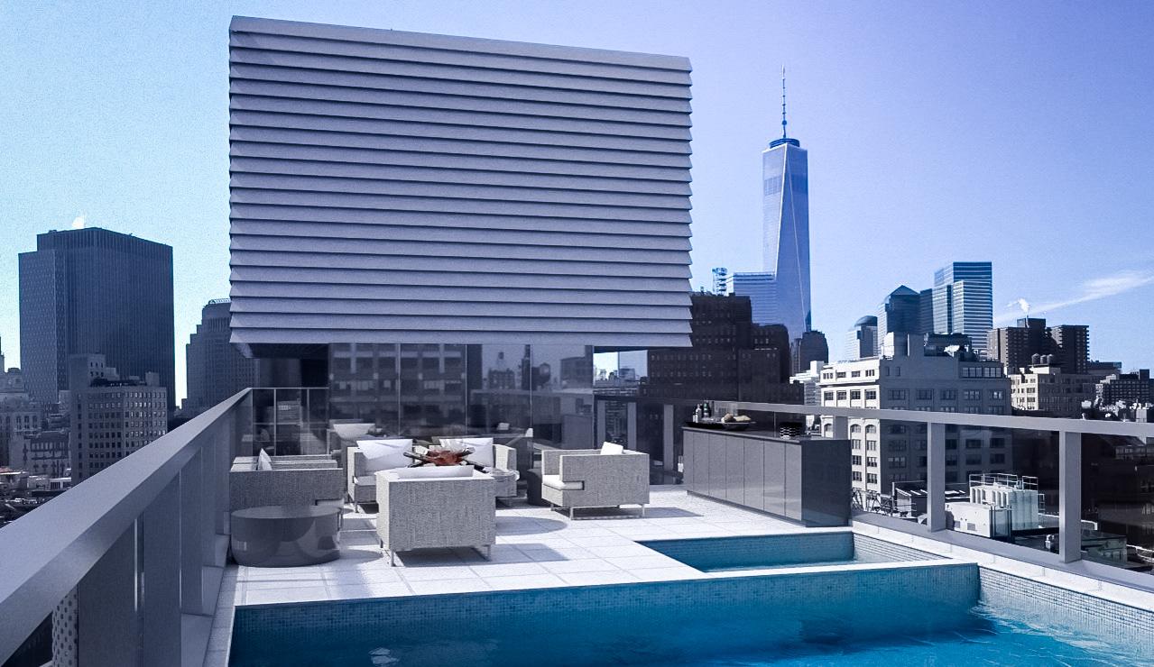 Edward A Goytia Adobe Portfolio Penthouse Pool Project