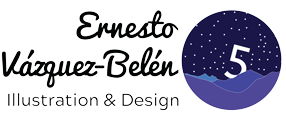 Ernesto Vazquez-Belen | Illustration & Design
