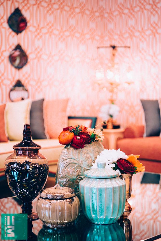 Mohammad Taqi - Visuals - Living Room