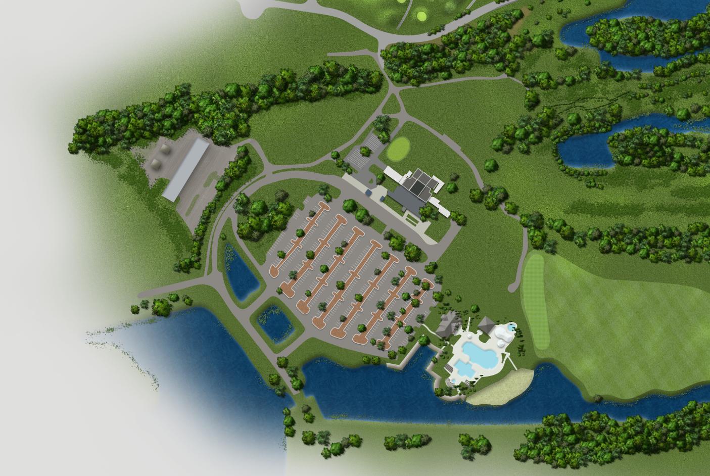 Golf Courses In South Carolina Map.Portfolio From The Graphic Artist Illustrator Darren Robinson Golf