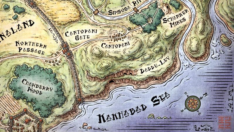 Mike Schley's Portfolio - World & Regional Maps