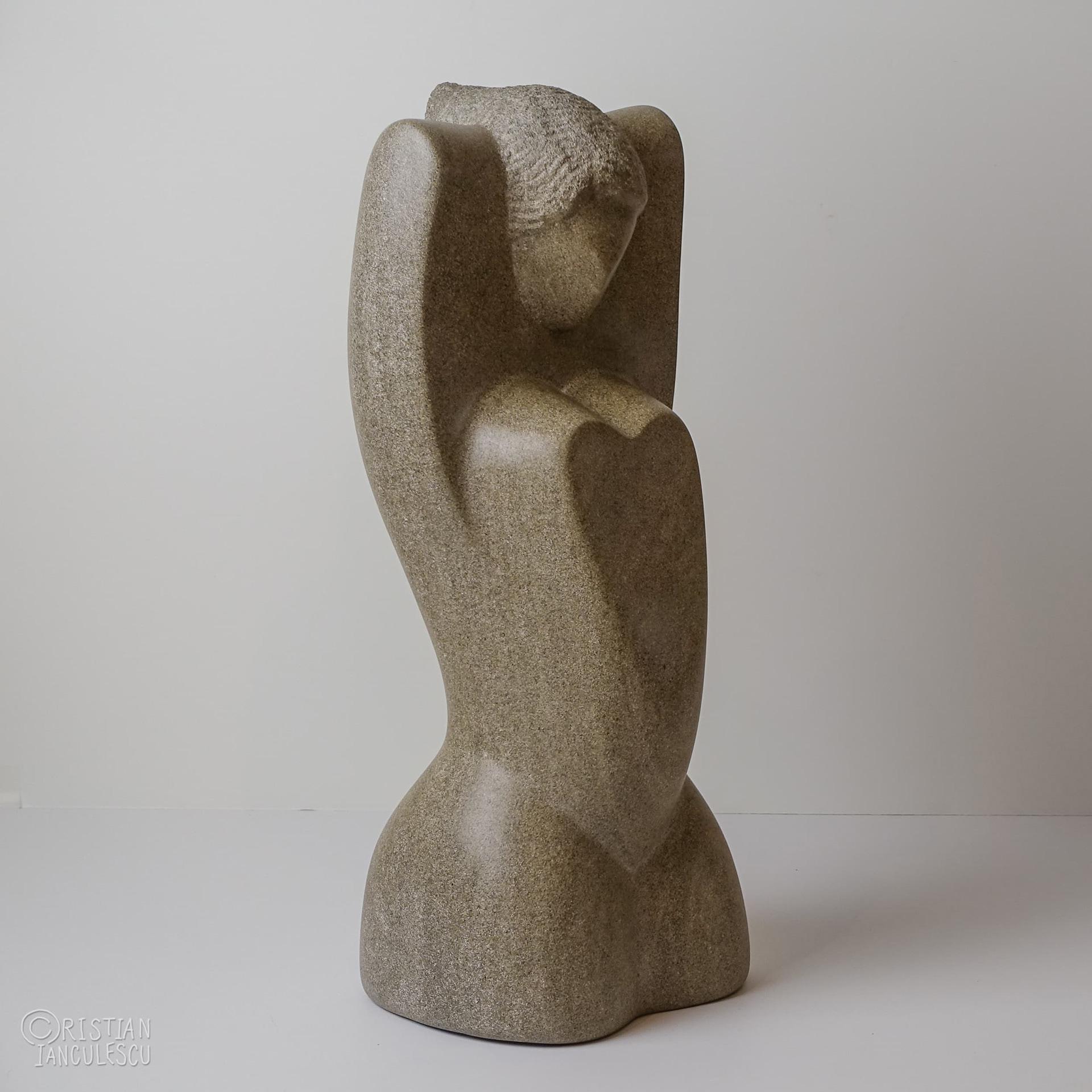 Cristian Ianculescu - Unfurling Goddess