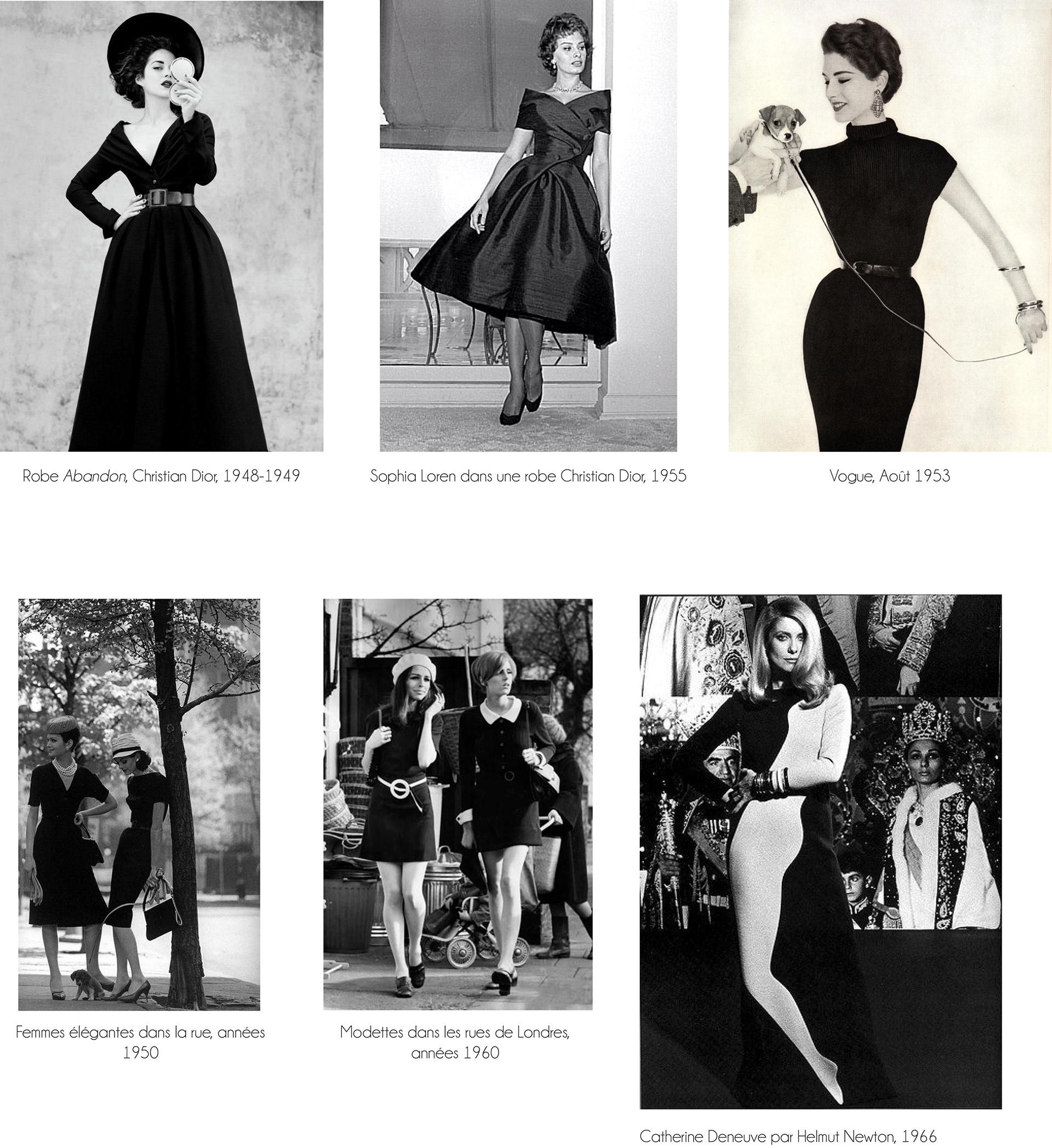1bf646319e2 Carline Parois - La petite robe noire