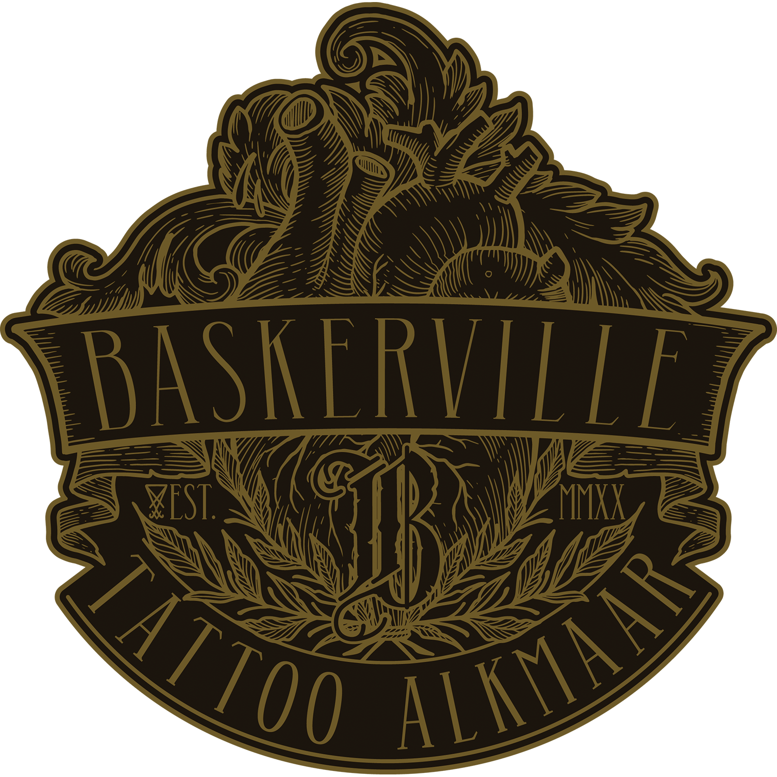Baskerville Tattoo
