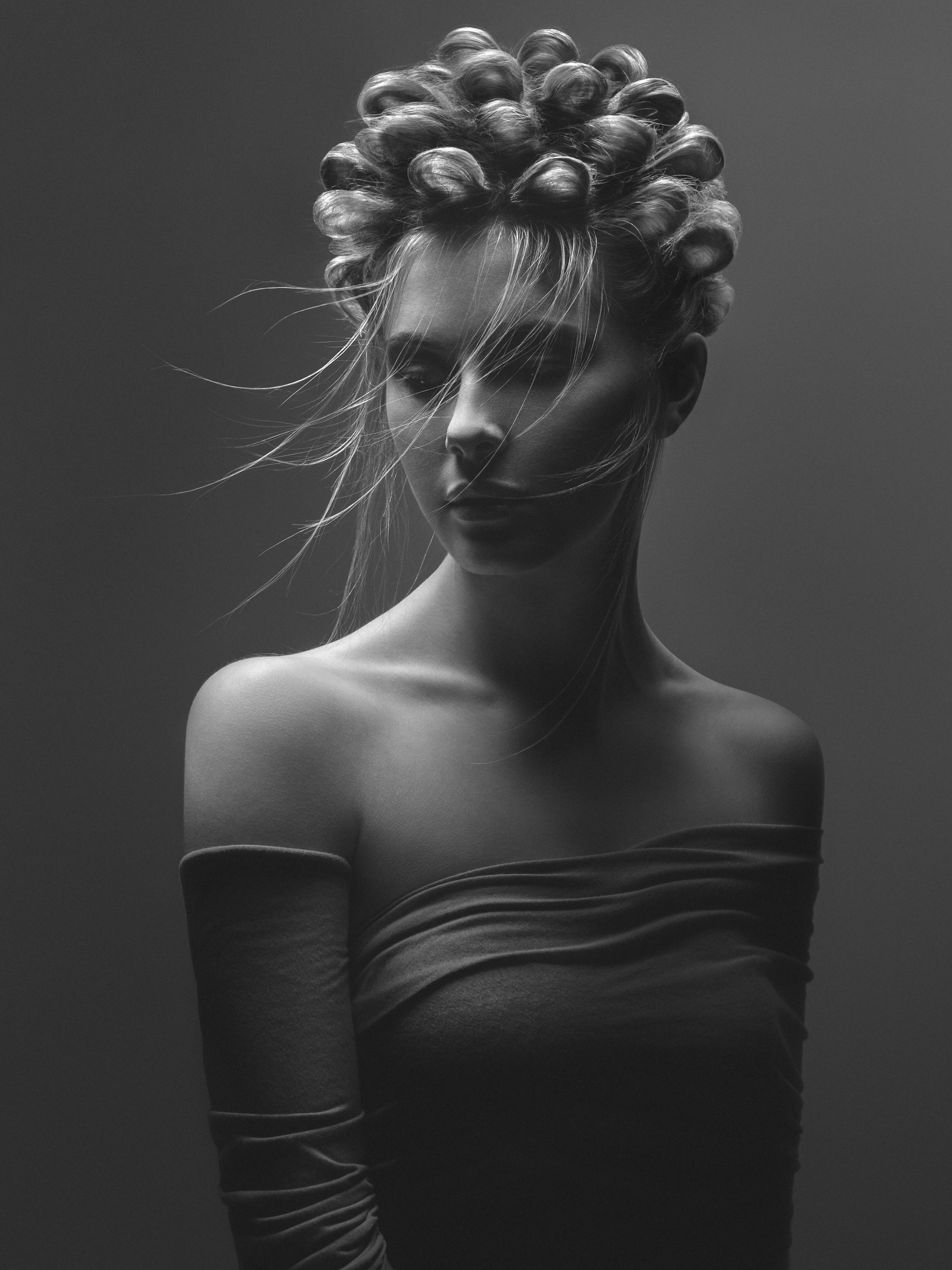 Black And White Photography Fashion