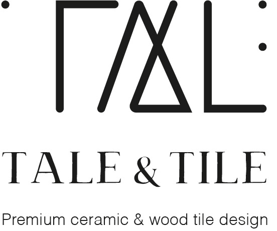 Premium ceramic & wood tile design
