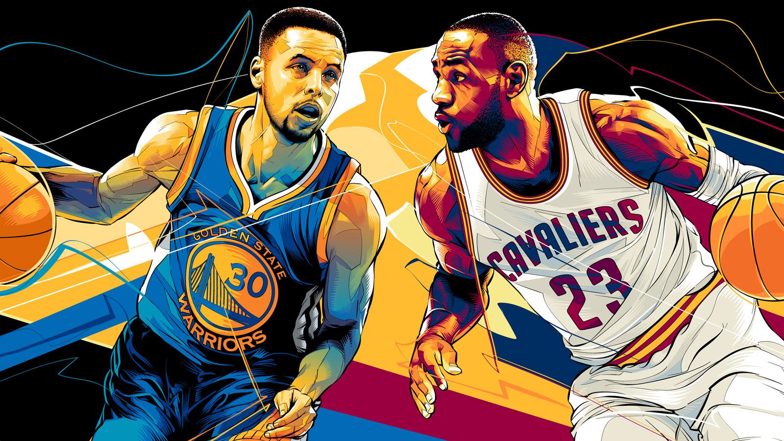 Cristiano Siqueira - NBA Finals 2016 - ESPN