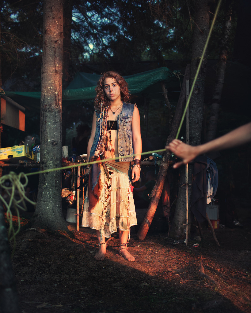 Adventures of a Domestic Monk: Rainbow Gathering