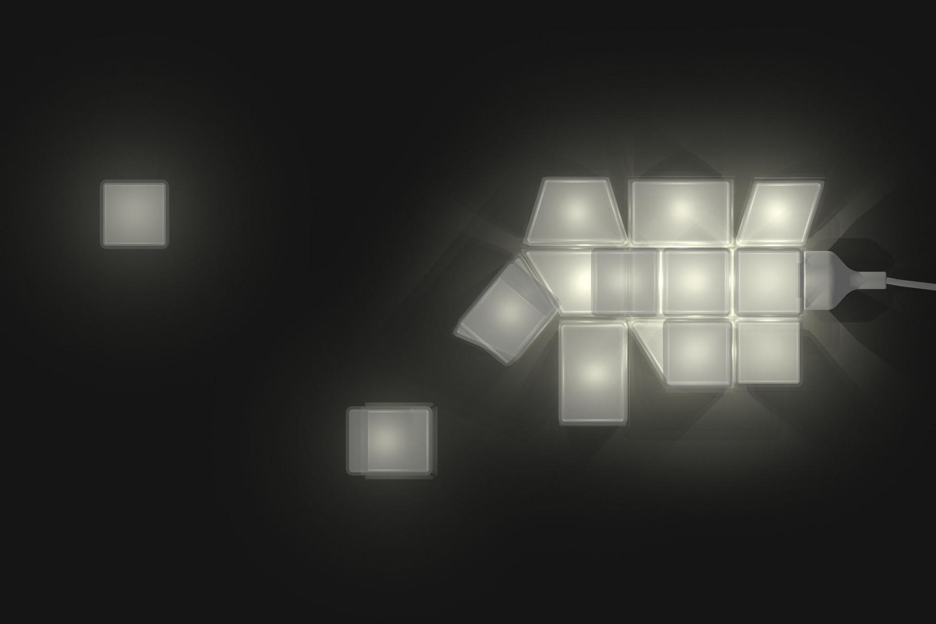 Matthew Lechowick Design - Ice Cube Lights