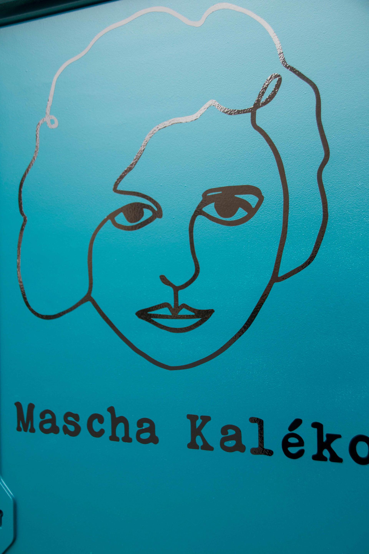 Hidden Sheroes Mascha Kaléko