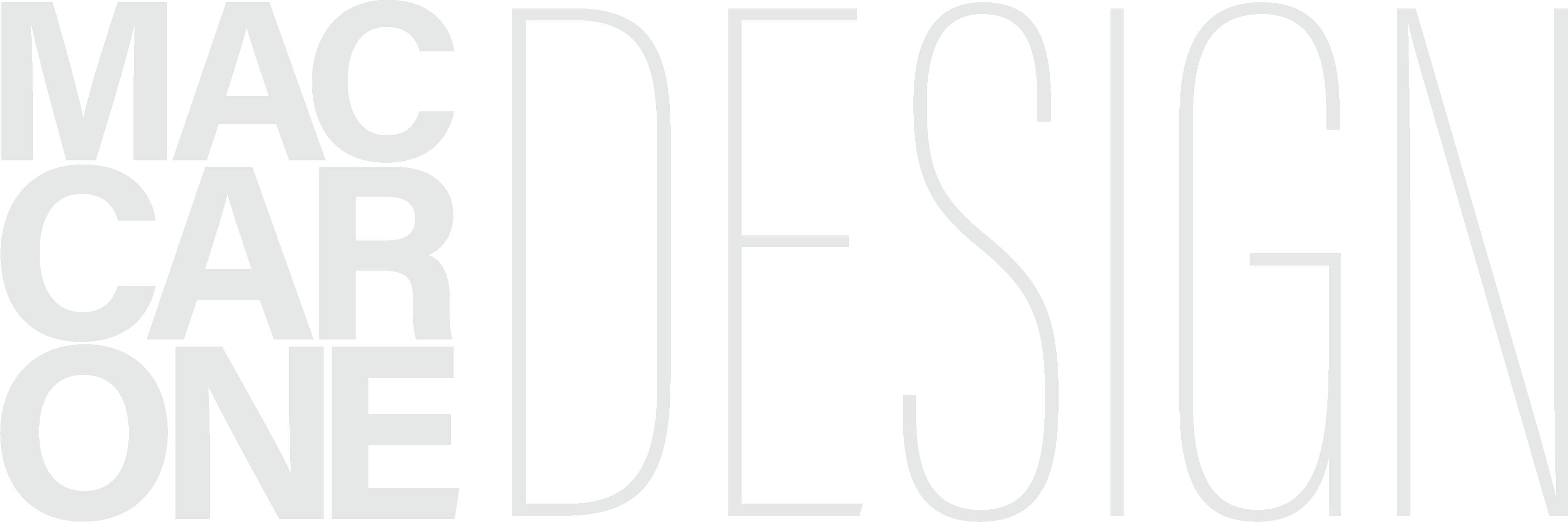 Maccarone Design