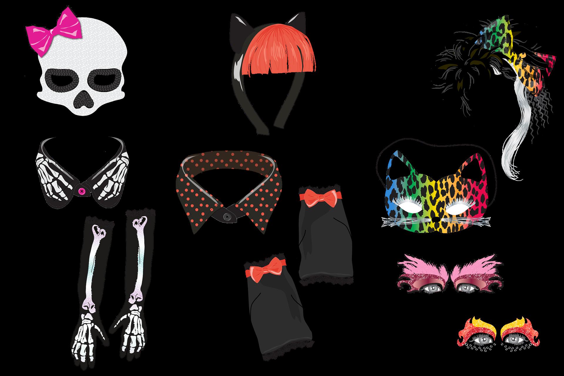Tara Carone - Halloween Accessories 784bfa22f057