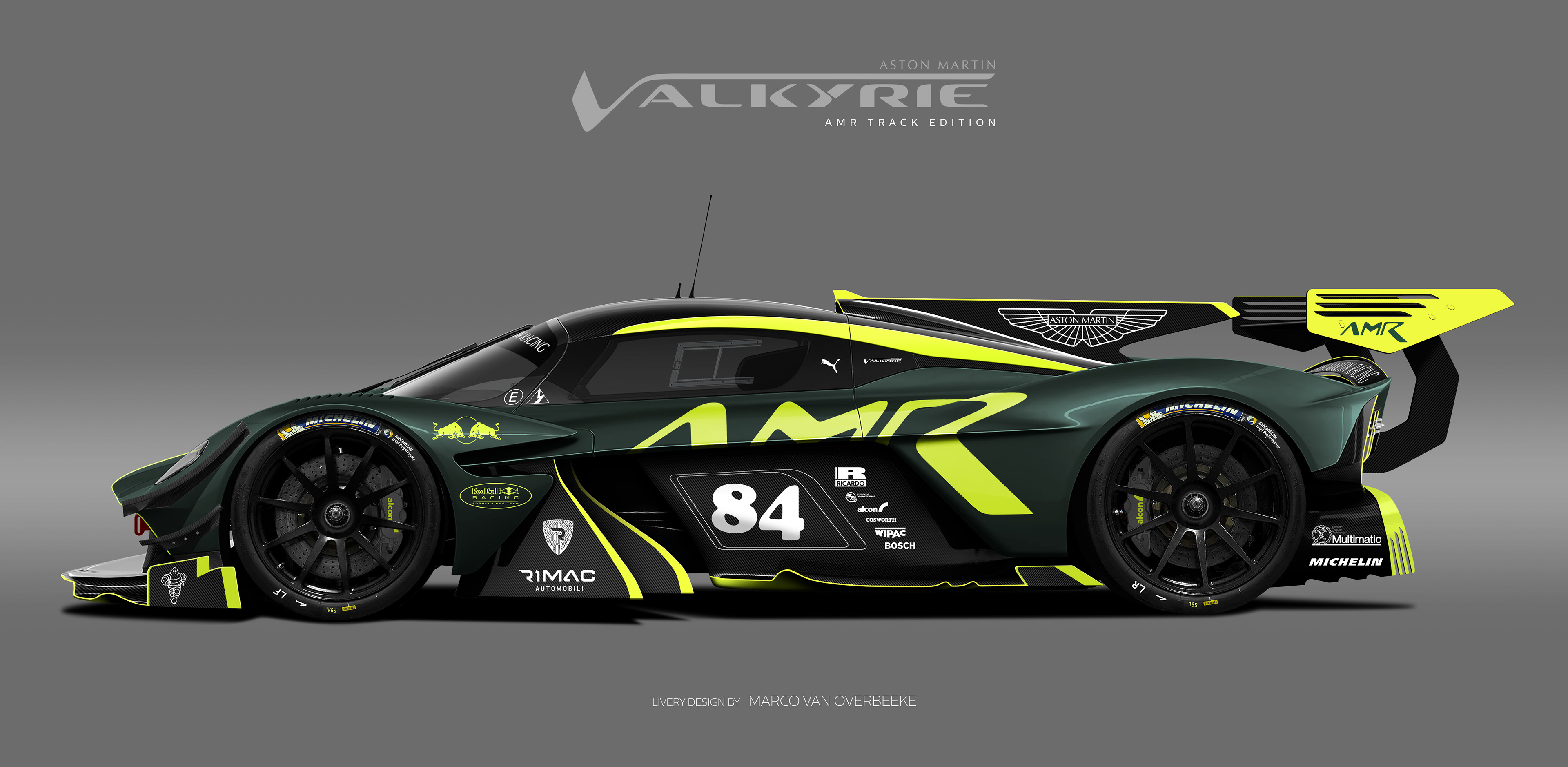 Marco van Overbeeke | freelance automotive designer - Aston Martin ...