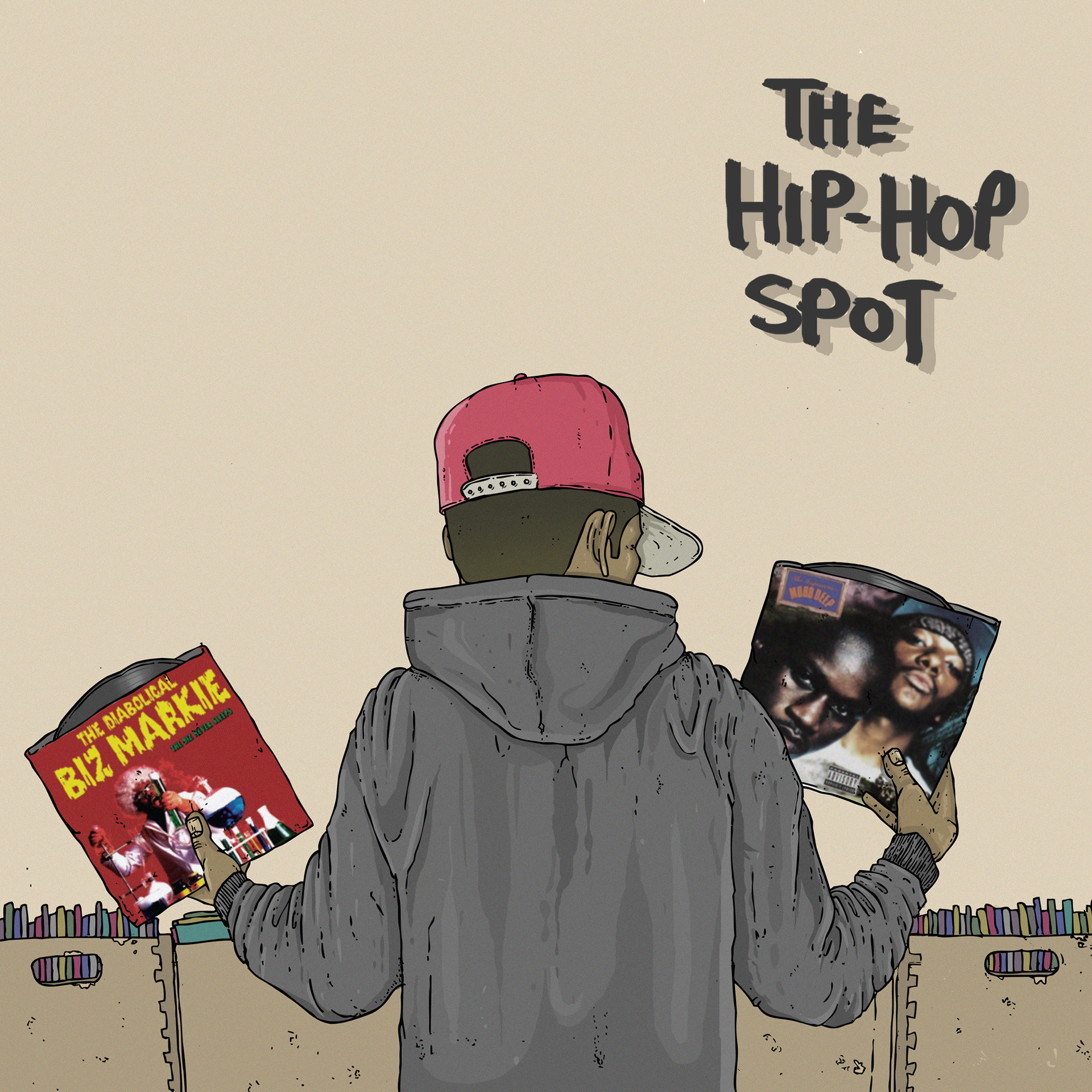 Jim Spendlove Hip Hop Artwork And Cover Art