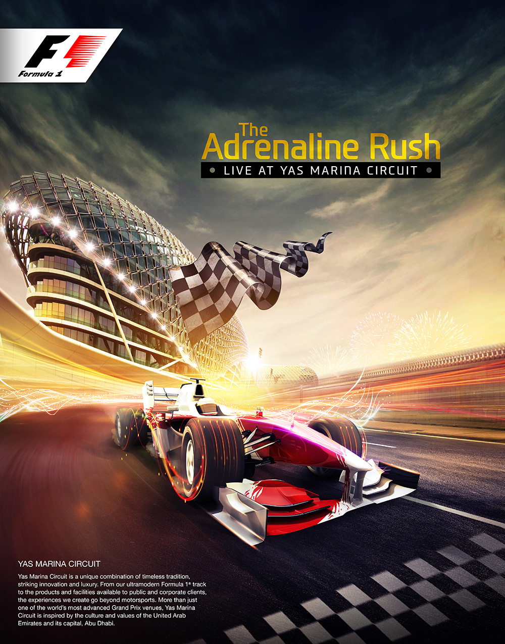 ICON Advertising - Formula 1