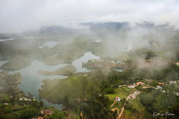 Gonzos Vierer In Kolumbien