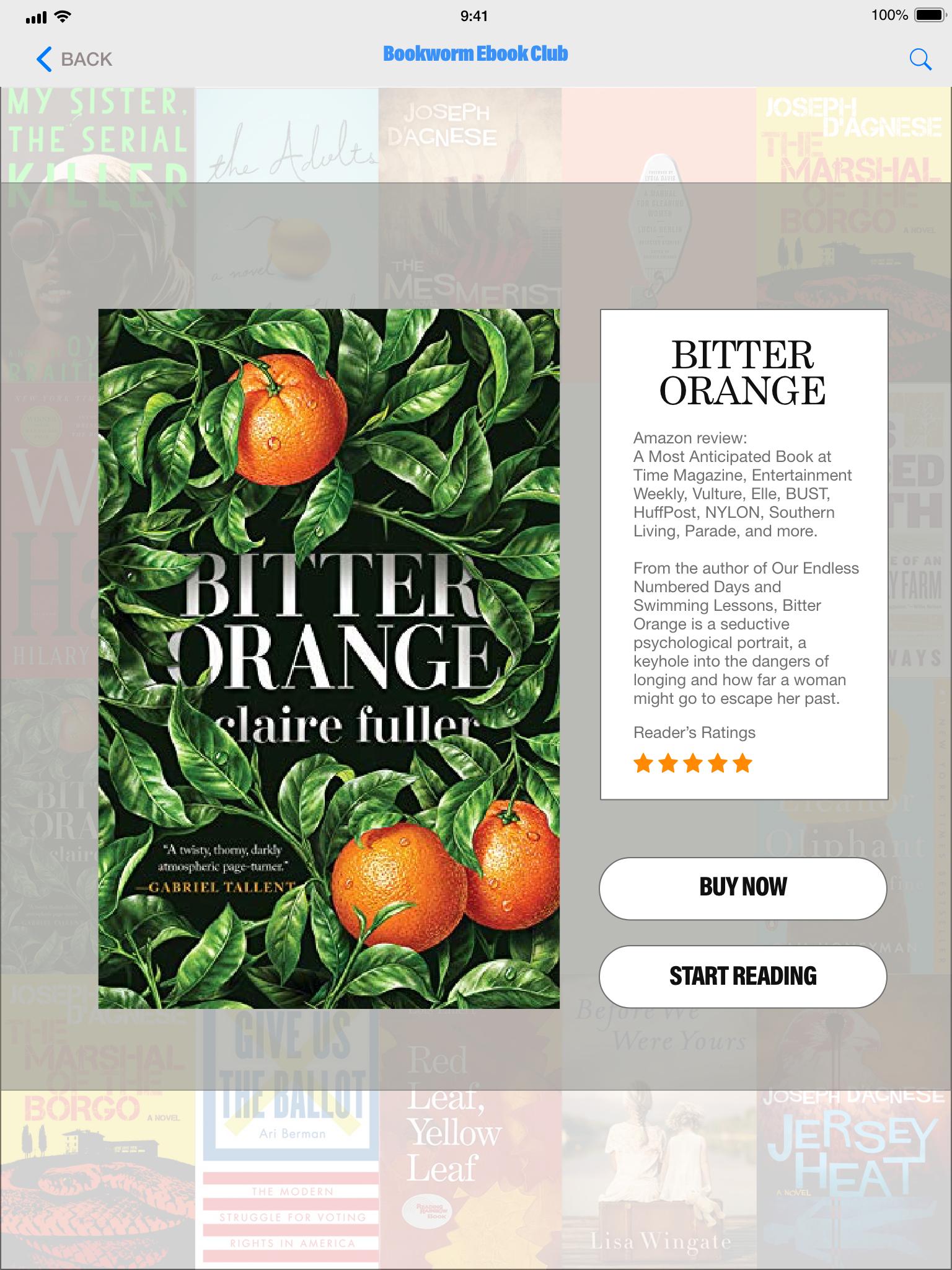 Dagny Emiliani - EBook Design