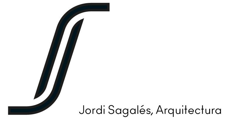 Jordi Sagalés, Arquitecto