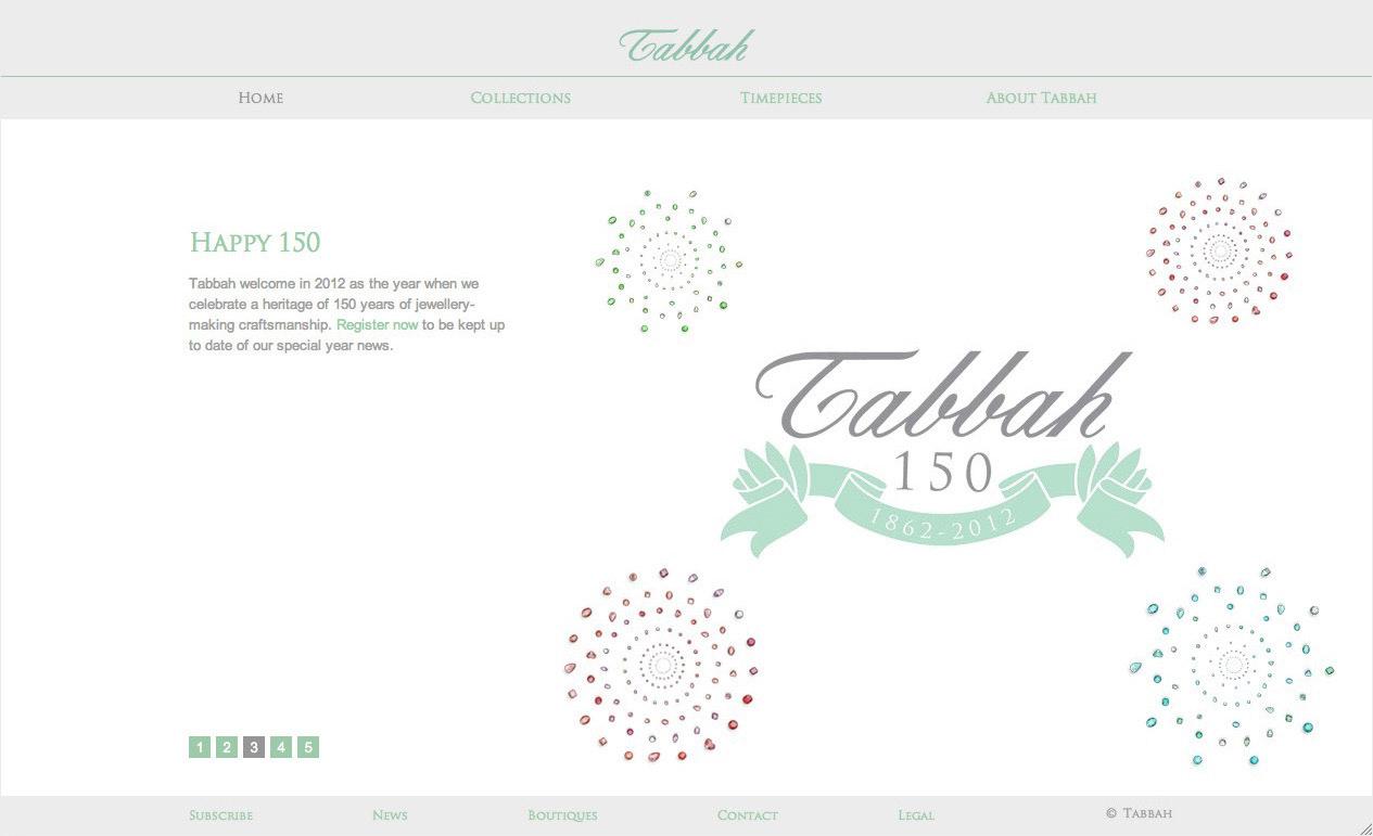 Winnie Lee - Tabbah Jewellery – Website