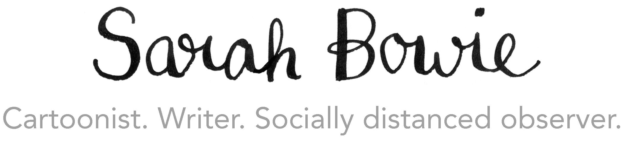 Sarah Bowie