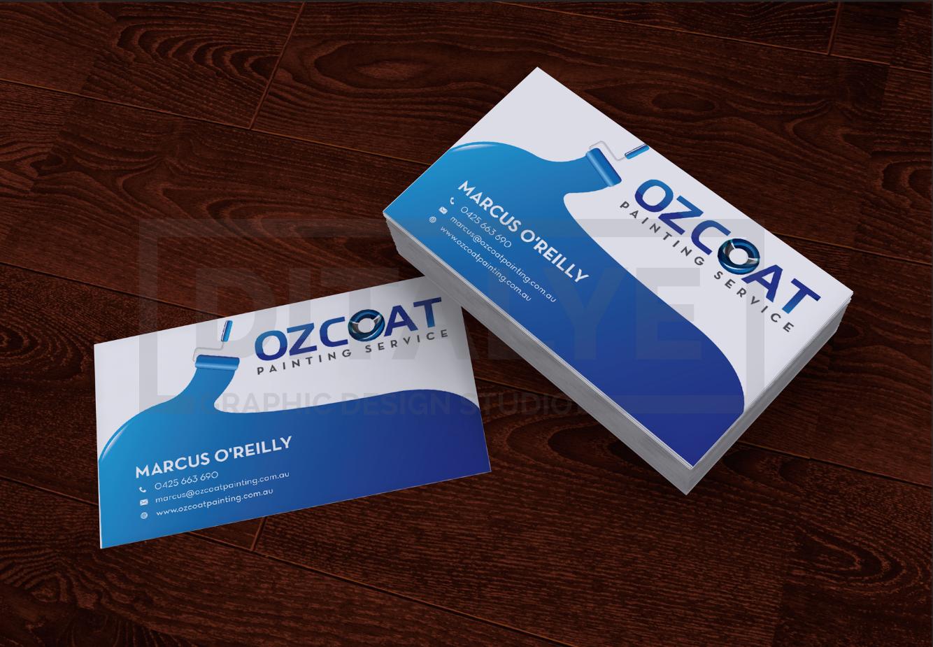 Graphic Design Portfolio - BUSINESS CARD DESIGN