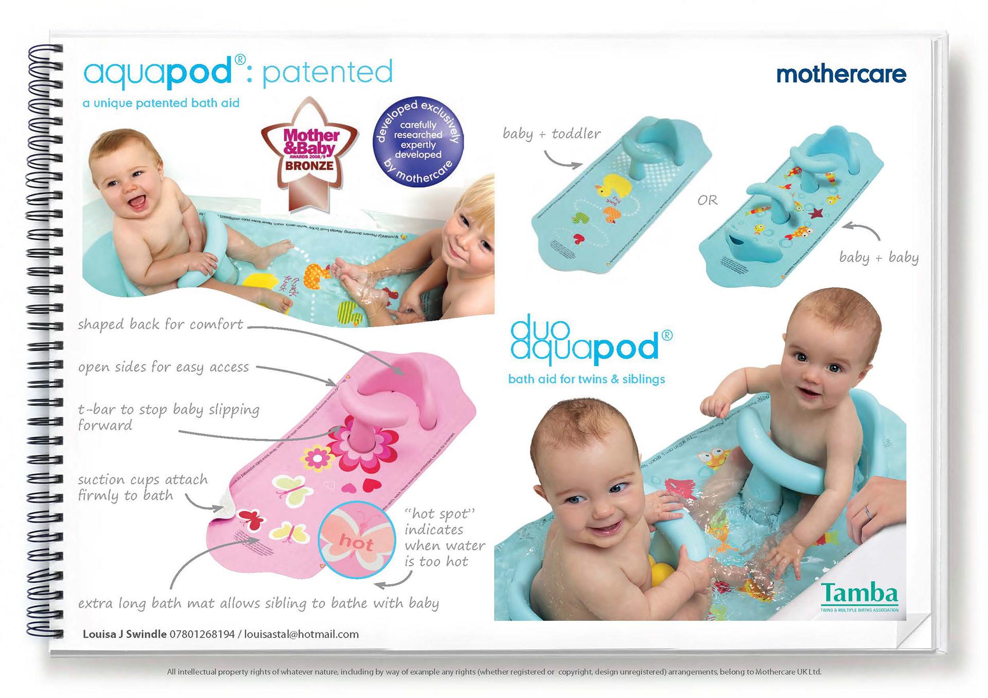 Louisa Swindle - nursery products
