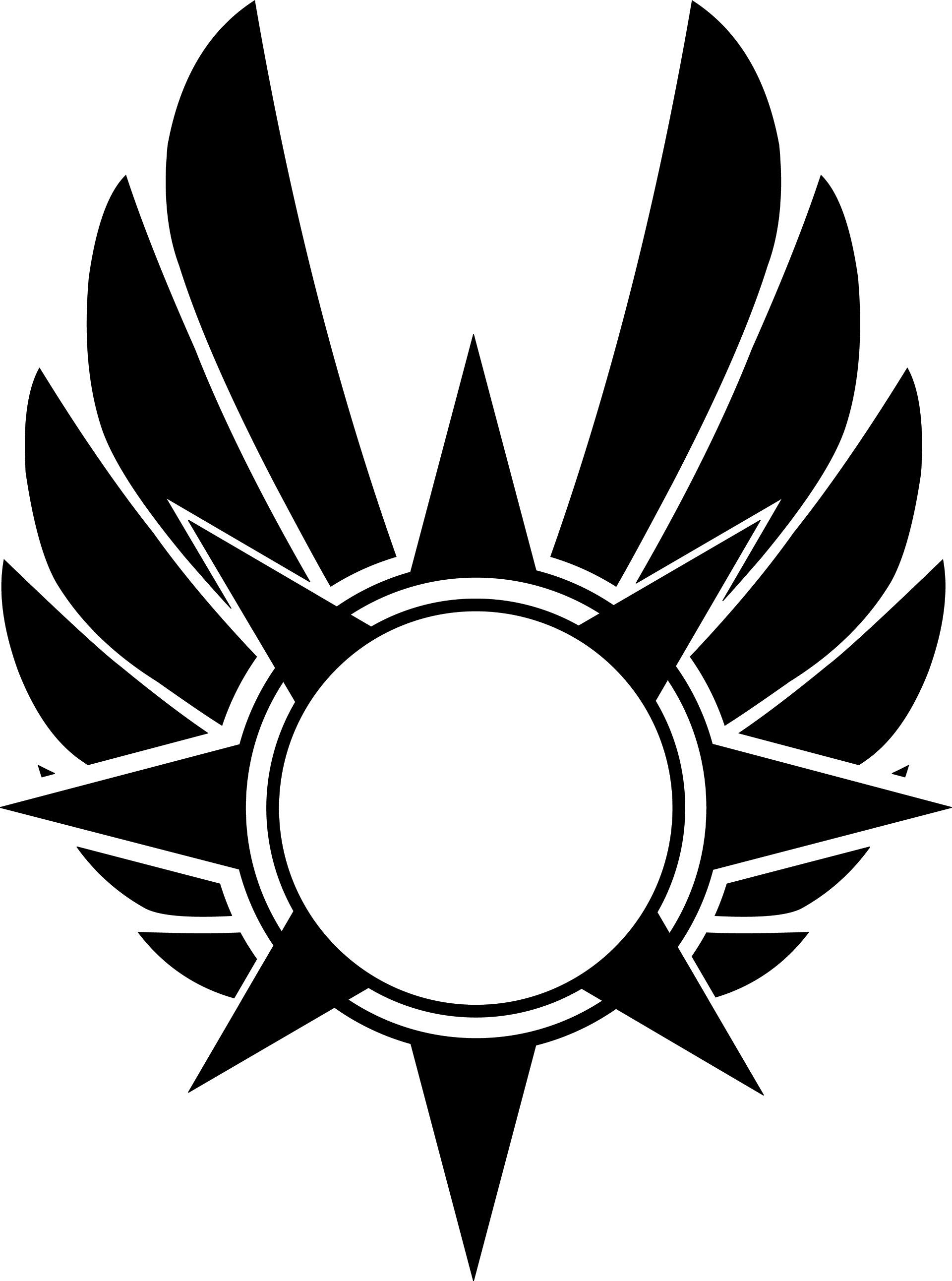 araceli martinez logo template blank