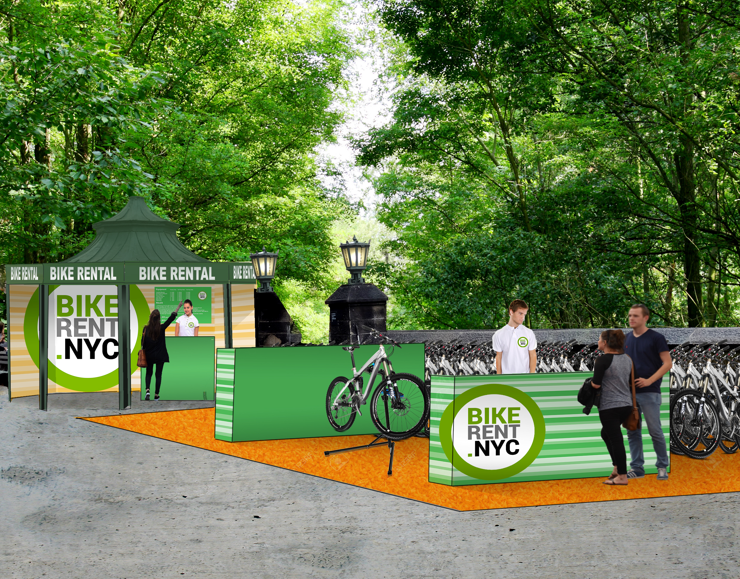 Adriana Kertzer - Central Park Bike Rental RFP