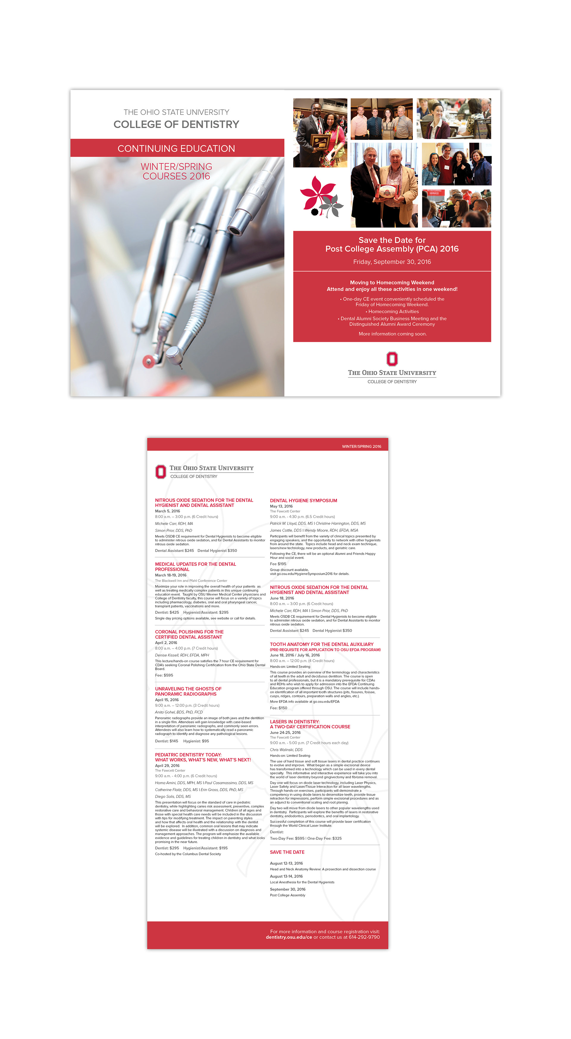 Amayarnell Portfolio Ohio State University College Of Dentistry Ce